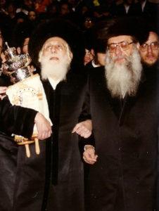 Rabbi Shlomo halbershtam - admor m'bobov