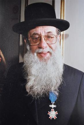 Rabbi Mendel Reichberg Z